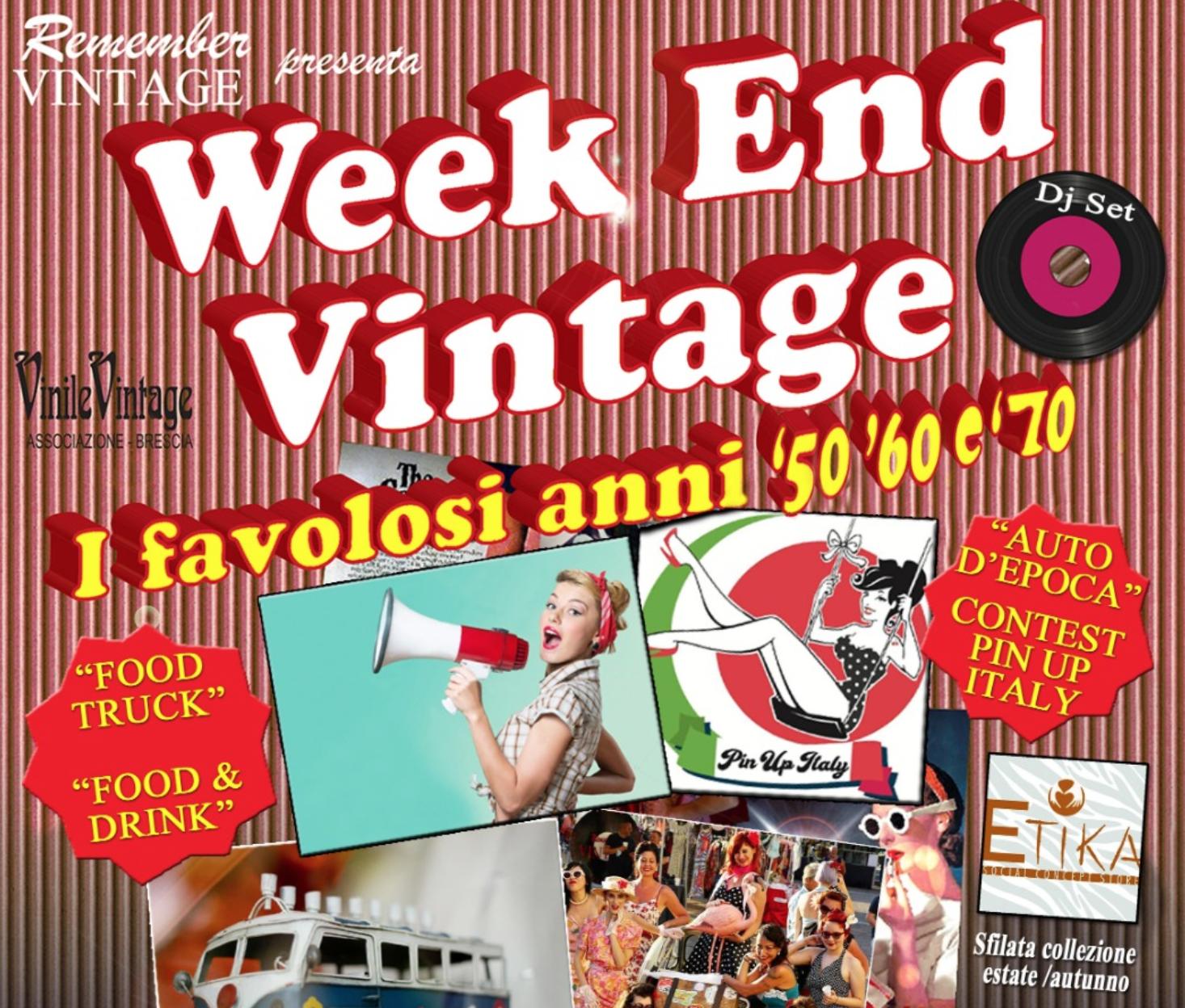 Weekend Vintage Manerba Del Garda