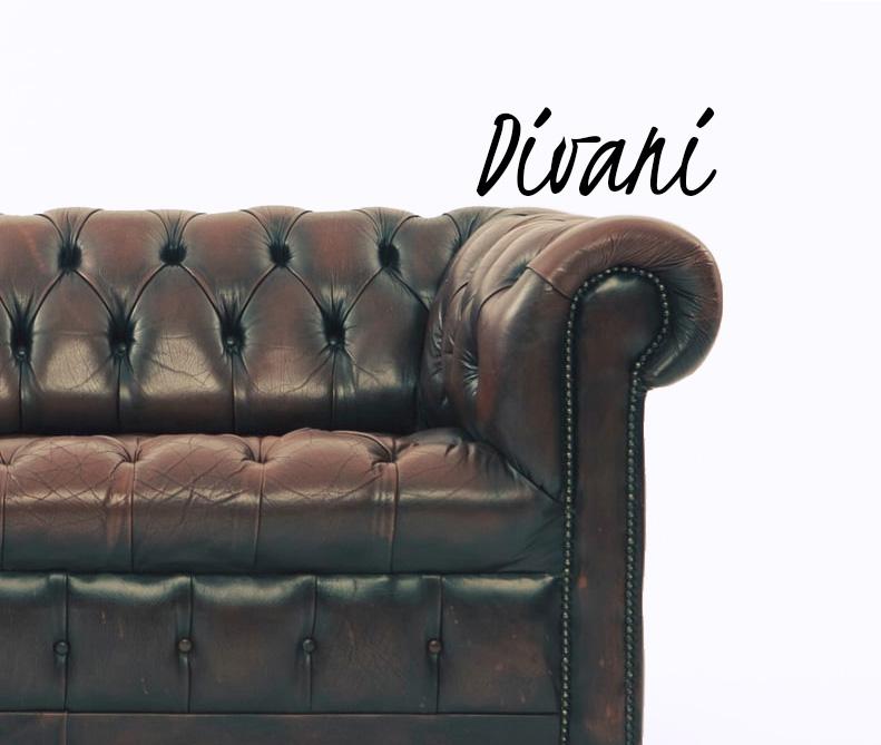 Scopri i divani artigianali su misura di MastroTappezziereIn