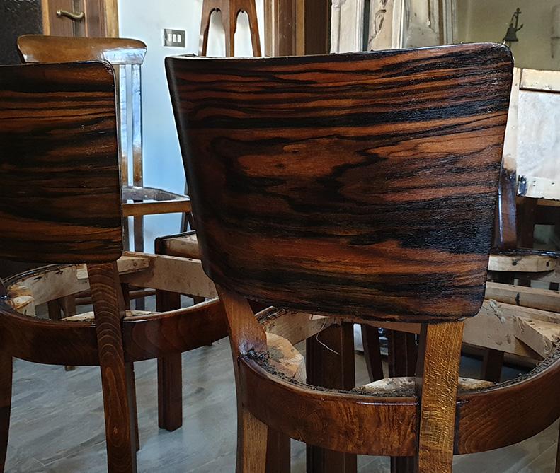 Restauro sedie antiche | MastroTappezziereIn